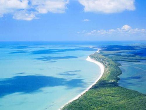 Bãi Dài - bãi biển hoang sơ và đẹp nhất thế giới