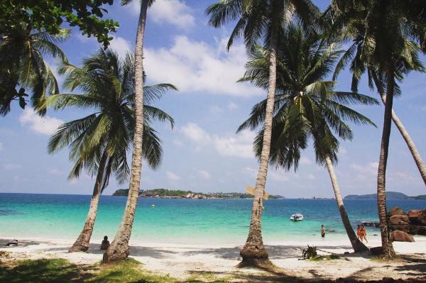 Hòn Móng Tay Phú Quốc một hòn đảo tuyệt đẹp