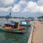 Làng chài Hàm Ninh Phú Quốc mang vẻ đẹp bình dị