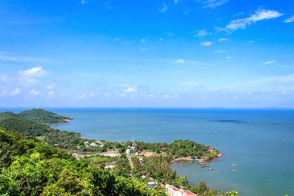 Mũi Nai Phú Quốc - Bãi biển tuyệt đẹp và thơ mộng