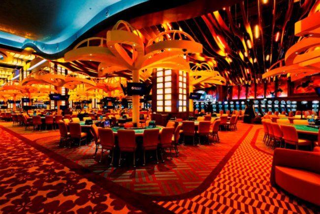 Một góc của Casino Phú Quốc