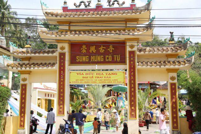 Chùa Sùng Hưng Phú Quốc