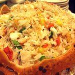 Cơm ghẹ Phú Quốc mang hương vị của miền biển