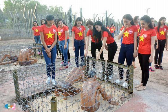 Thăm quan nhà tù Phú Quốc