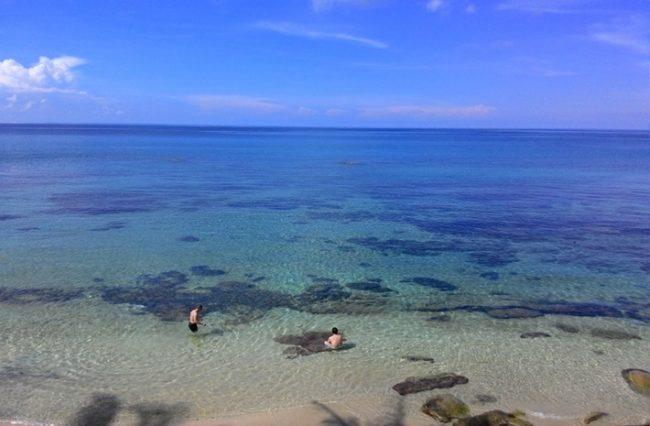 Hòn Mây Rút hòn đảo hoang sơ có làn nước trong xanh