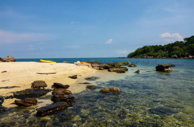 Hòn Móng Tay Vũng Bầu - Bắc Đảo, Phú Quốc