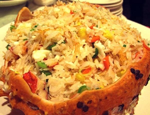 Cơm ghẹ Phú Quốc