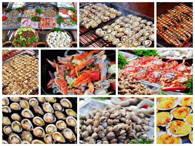 Món ăn ngon khi đến Phú Quốc