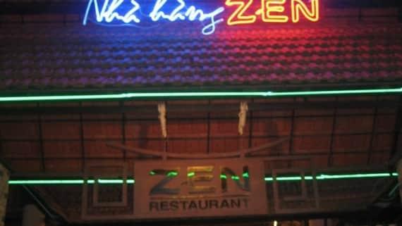 Nhà hàng Zen