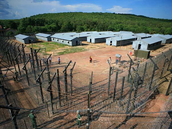 Trại giam nhà tù Phú Quốc