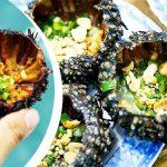 Nhum nướng mỡ hành món ngon khi đến Phú Quốc