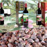 Rượu Sim Phú Quốc  mang vị ngon đặc trưng