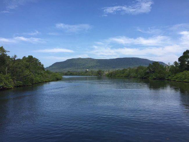 Sông Rạch Tràm Phú Quốc mang vẻ đẹp hoang sơ