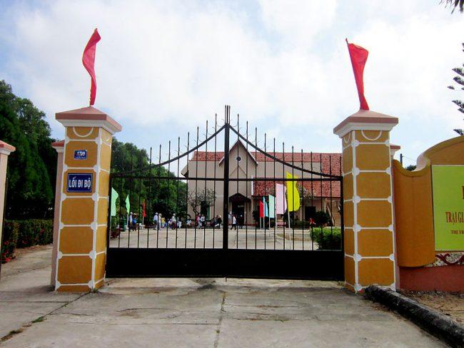 Nhà tưởng niệm trại giam Cây Dừa