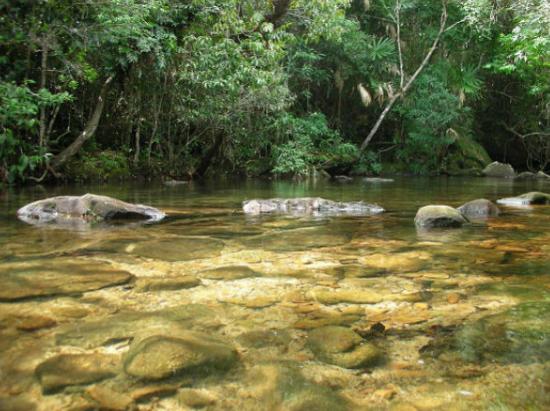 Suối Tiên Phú Quốc mang vẻ đẹp hoang sơ