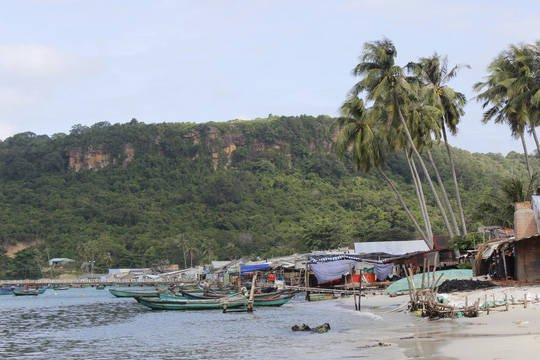 Cảng cá Thổ Chu Phú Quốc