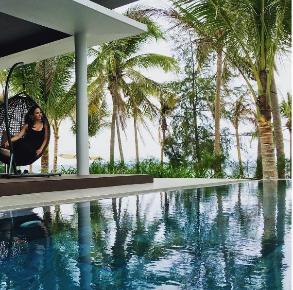 Novotel Phú Quốc còn có bể bơi riêng